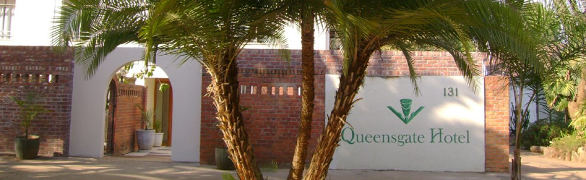 Queensgate Hotel Harare – Baines Bed and Breakfast